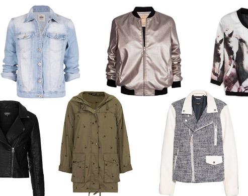 10 Chic Jackets To Wear Now