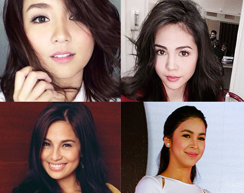 #ThrowbackStyle: Kathryn, Julia, Jasmine, And Janella