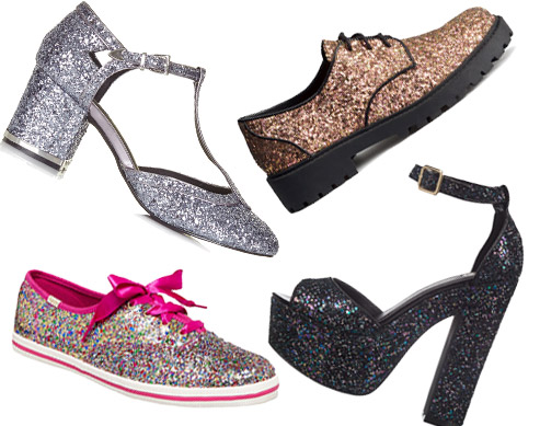 10 Shimmery Shoes To Dazzle At Every Holiday Party
