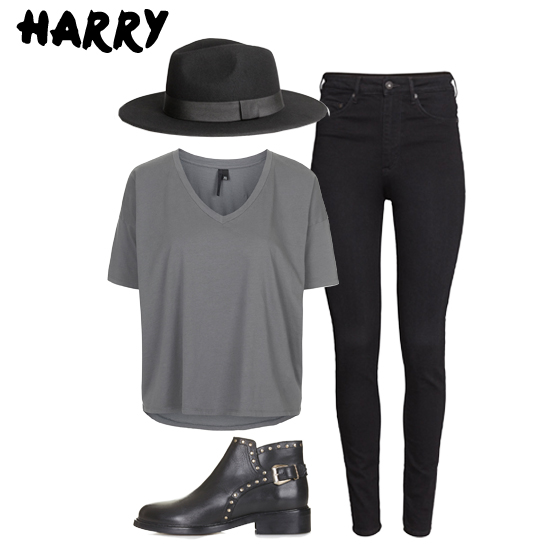 dress like harry