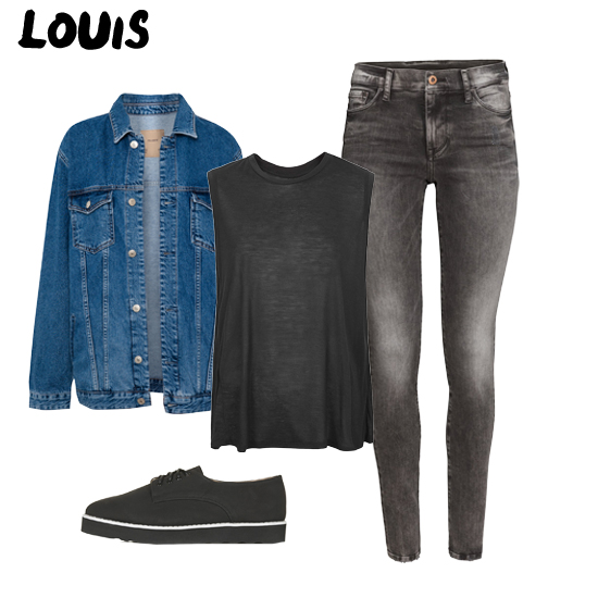 dress like loui