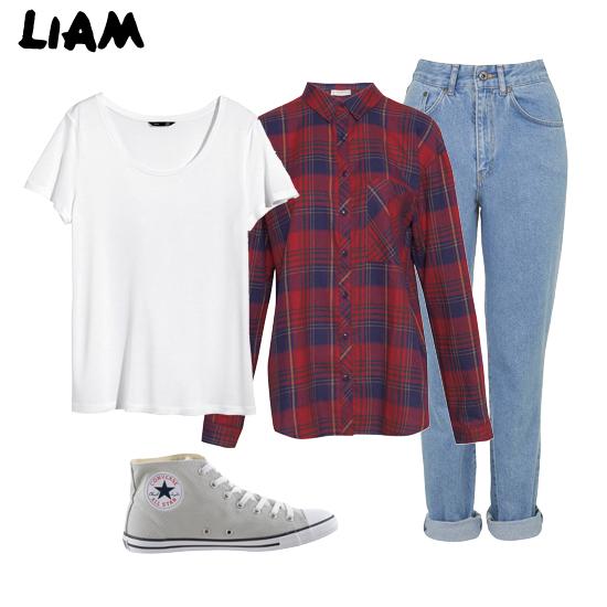 dress like liam