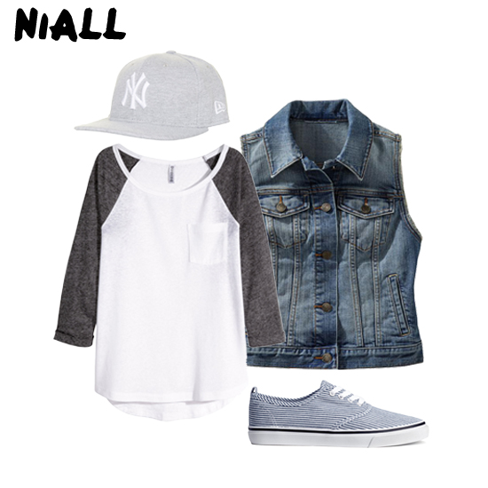 dress like niall
