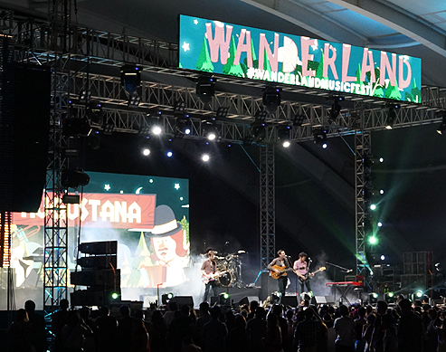 #WanderlandMusicFest: Style Spotting and the Awesome Acts