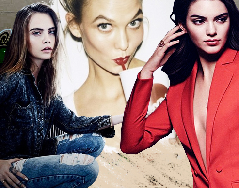 Kendall and Cara are Proof of How Social Media Has Changed the Modeling Game