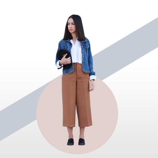 Jacket + Culottes 1