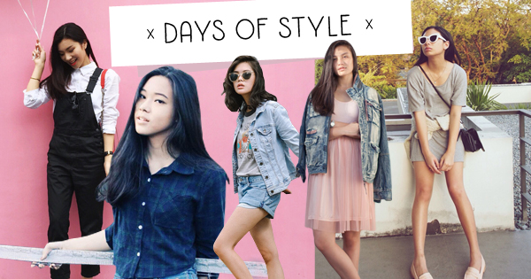 Days of Style Girls of 2015