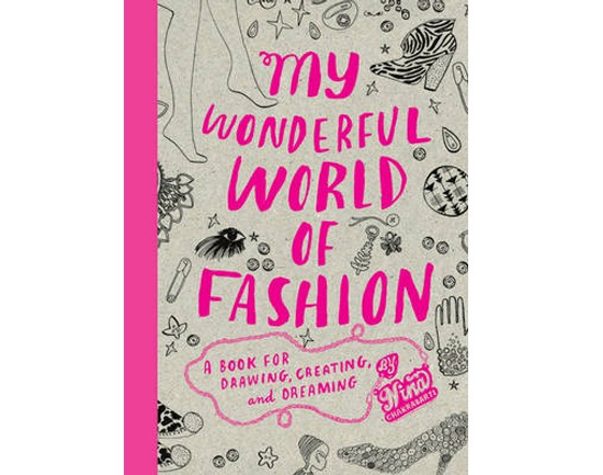 MY WONDERFUL WORLD OF FASHION BOOK