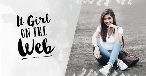 It Girl on the Web: Merzl Ramos