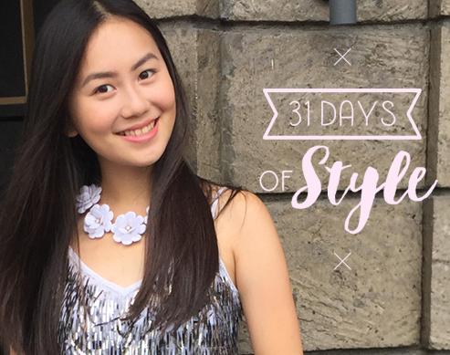 31 Days of Style: Kyna Gem