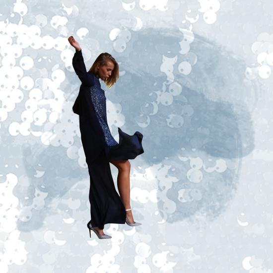 Style Equation: Sequins + Heels Look 3