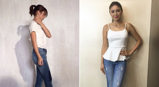 Kathryn Bernardo and Nadine Lustre 12
