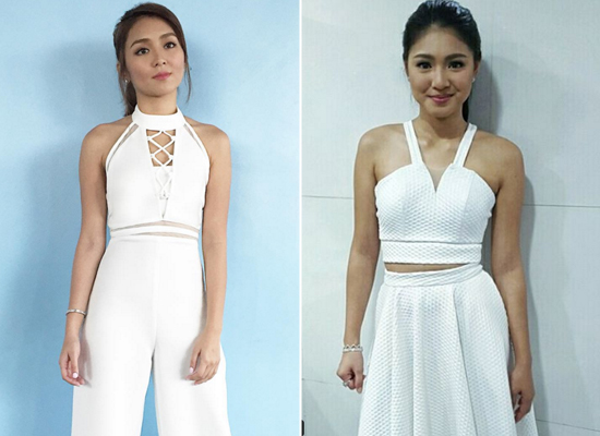 Kathryn Bernardo and Nadine Lustre 8