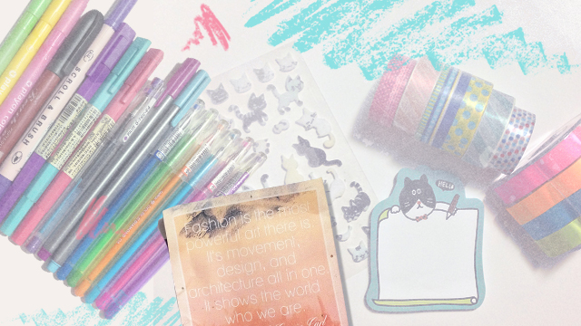 A Candy Girl's Guide to the Art of Using a Planner