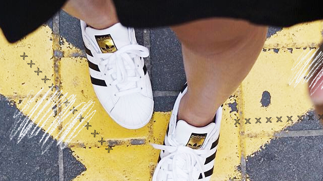 10 Reasons Why You Need a Pair of White Sneakers in Your Life
