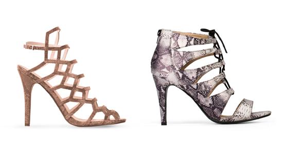 SM Parisian heels