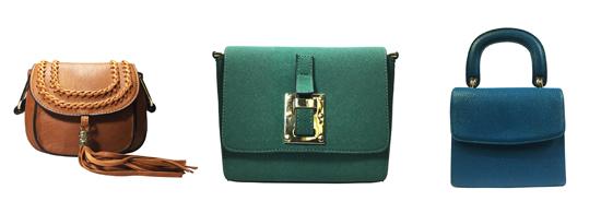 SM Parisian bags