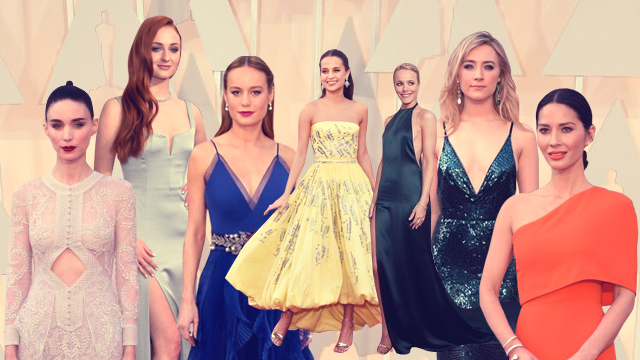 7 #Oscars Dresses For Your Prom or Debut Inspiration