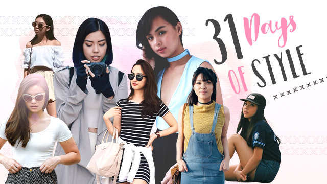 31 Days of Style: A Lesson in Basics