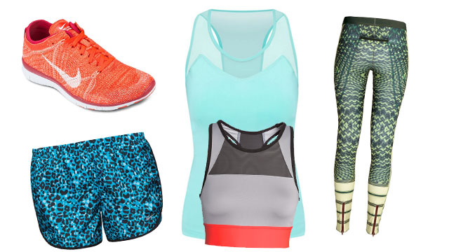 Super Cute Gym Wear That Will Help You Get Up and Exercise