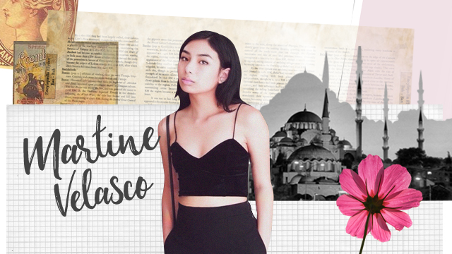 Style Files: Martine Velasco