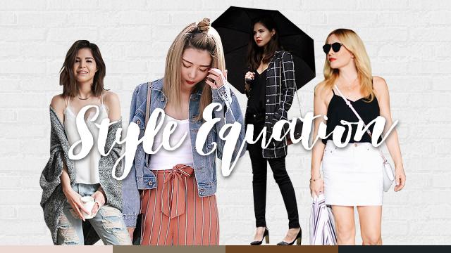 Style Equation: Camisole + Denim