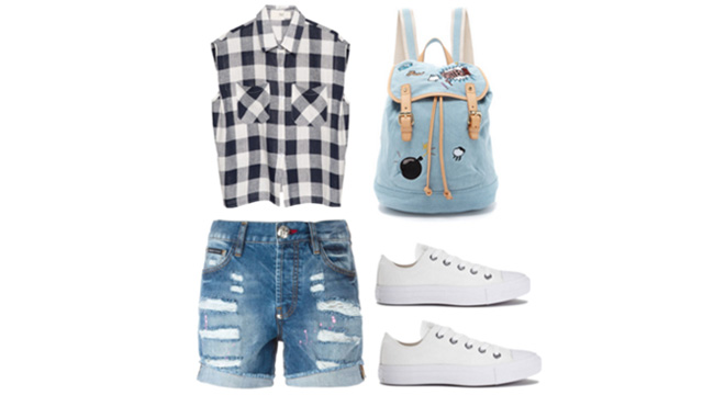 5 Summer-Themed Outfits Inspired by '90s Movies
