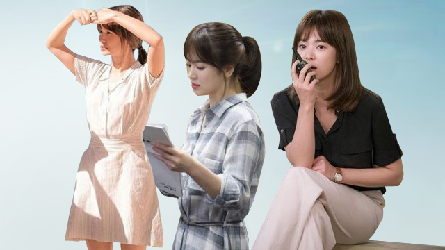 Style Rules We Learned From Descendants of the Sun's Kang Mo Yeon