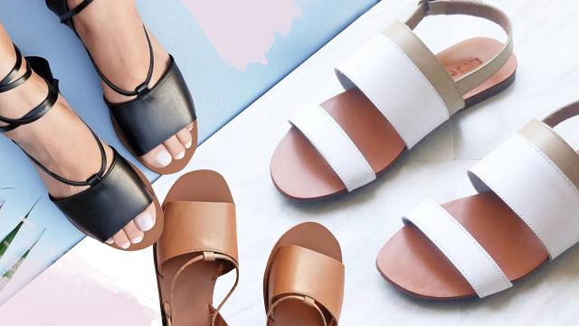 Summer Sandals We Can't Wait to Slip Our Feet Into