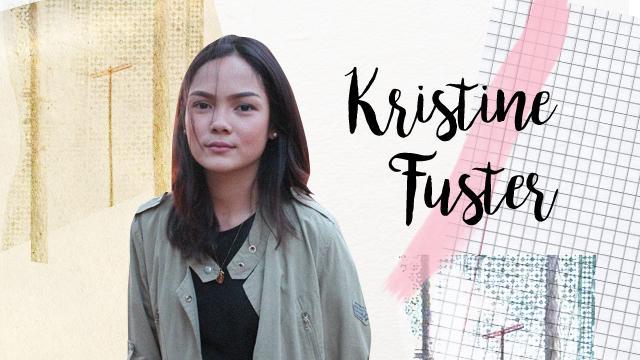 Style Files: Kristine Fuster
