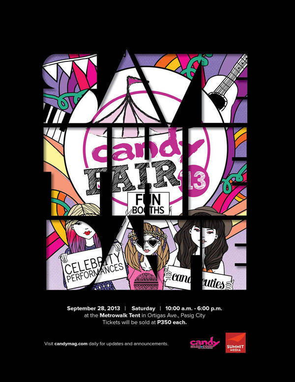 Save the Date: Candy Fair 2013