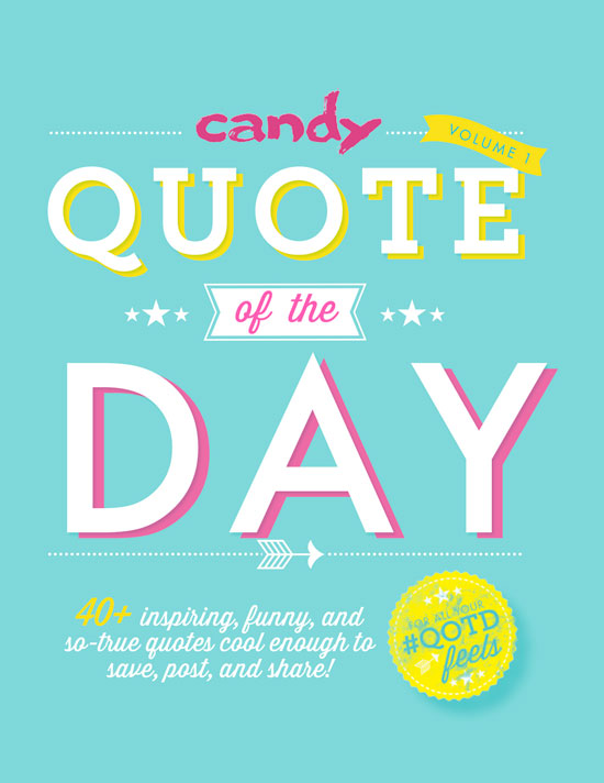 Candy Quote of the Day