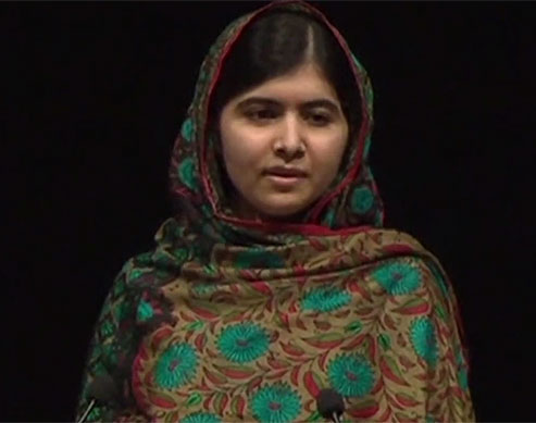 Here's Why You Should Know Who Malala Yousafzai Is