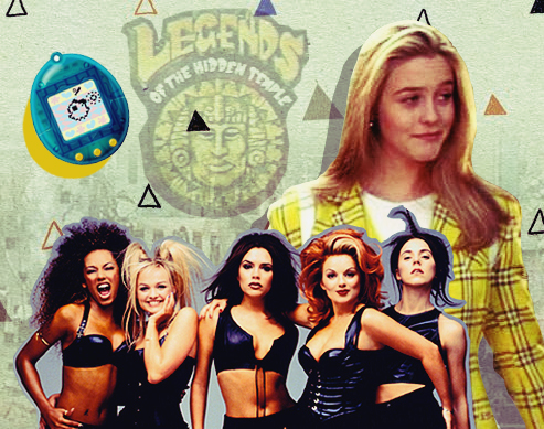The 10 Signs You're a '90s Kid