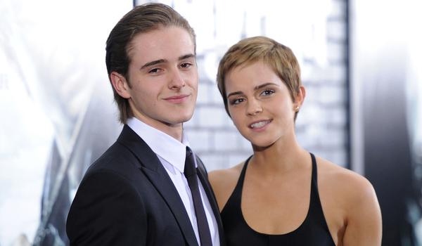 Emma and Alex Watson