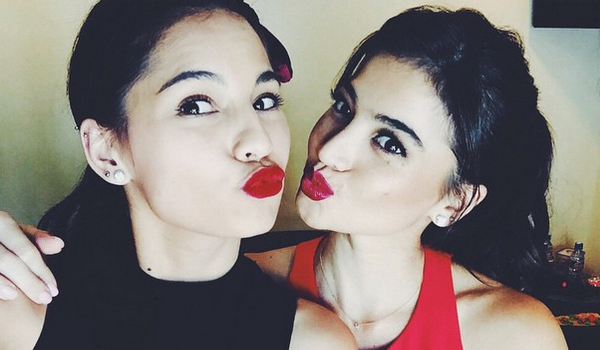 Anne Curtis and Jasmine Curtis-Smith