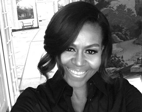 The First Lady of the United States Has Advice For Teens Everywhere