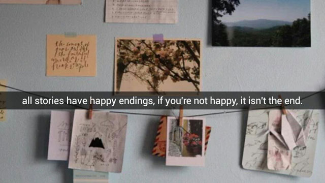 All of Your Feelings as Illustrated by ~Deep~ Snapchats