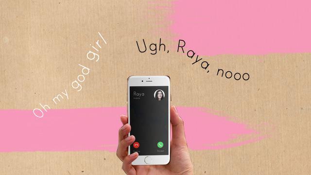 Raya calling