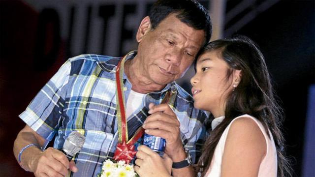 Meet Kitty, the 12 Year Old Who Might Live in Malacanang, and the Rest of the Dutertes
