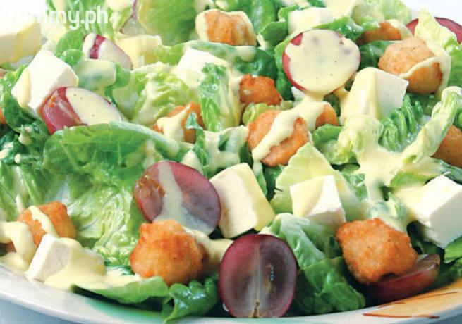 Chicken Pop Salad