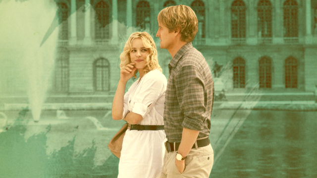 Midnight In Paris Rachel McAdams Owen Wilson