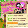 Candy BFF Camp
