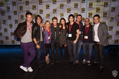 The Vampire Diaries at Comic Con