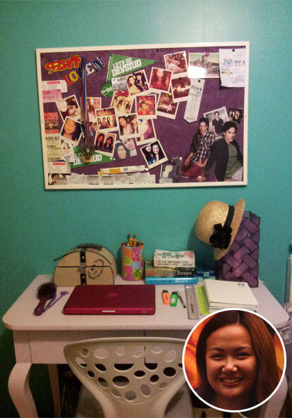 What's On My Desk: Loren Señeres