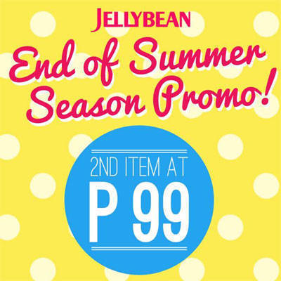 Jellybean Sale