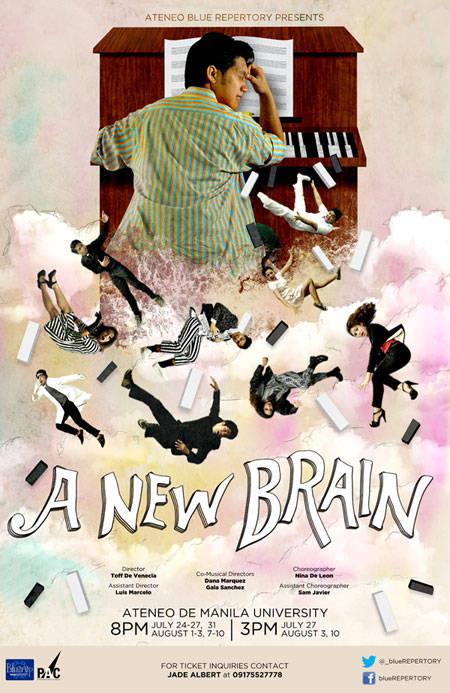 Ateneo Blue Repertory A New Brain