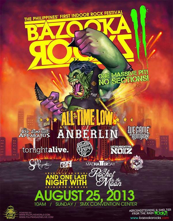 Bazooka Rocks