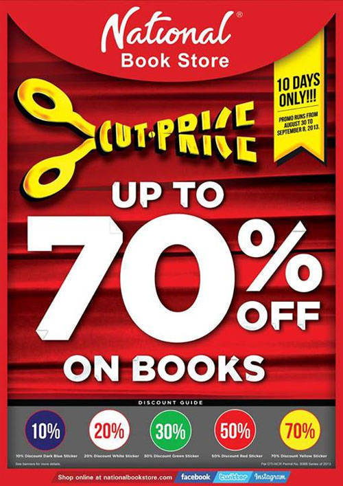 Up to 70% Off On Books