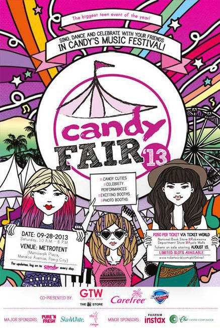 Candy Fair 2013